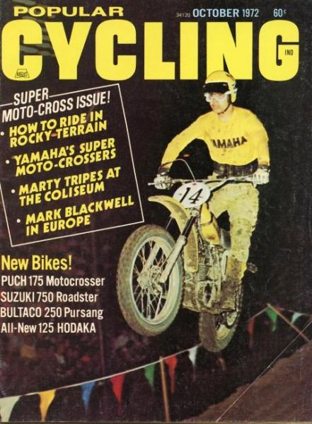Popular Cycling cover