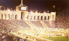 1972 Superbowl LA Coliseum
